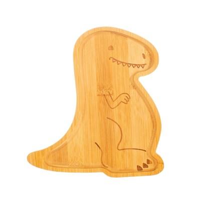 Bambusový talířek T-Rex_0