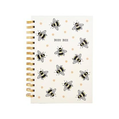 Poznámkový A5 blok linkovaný Bussy Bees_1