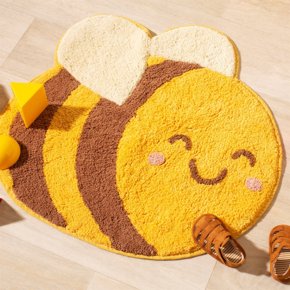Dětský koberec Bee Happy_1