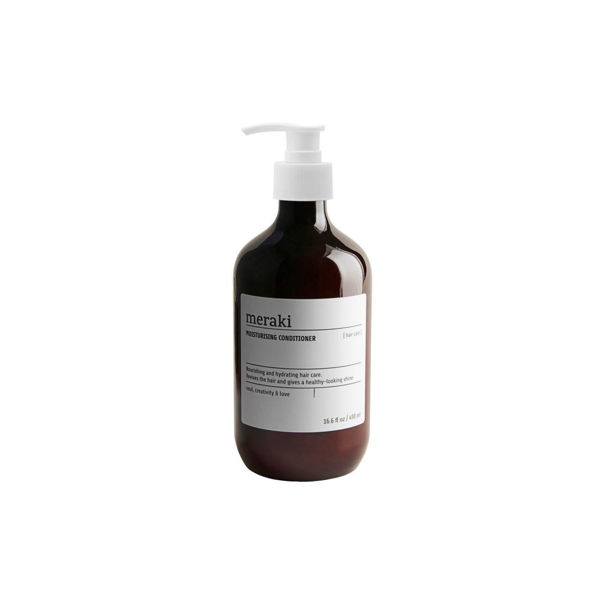 Kondicionér pro hydrataci vlasů MOISTURISING 490 ml_3