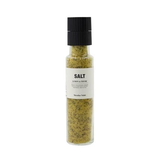 Sůl LEMON & THYME s citrónem a tymiánem 320g_0