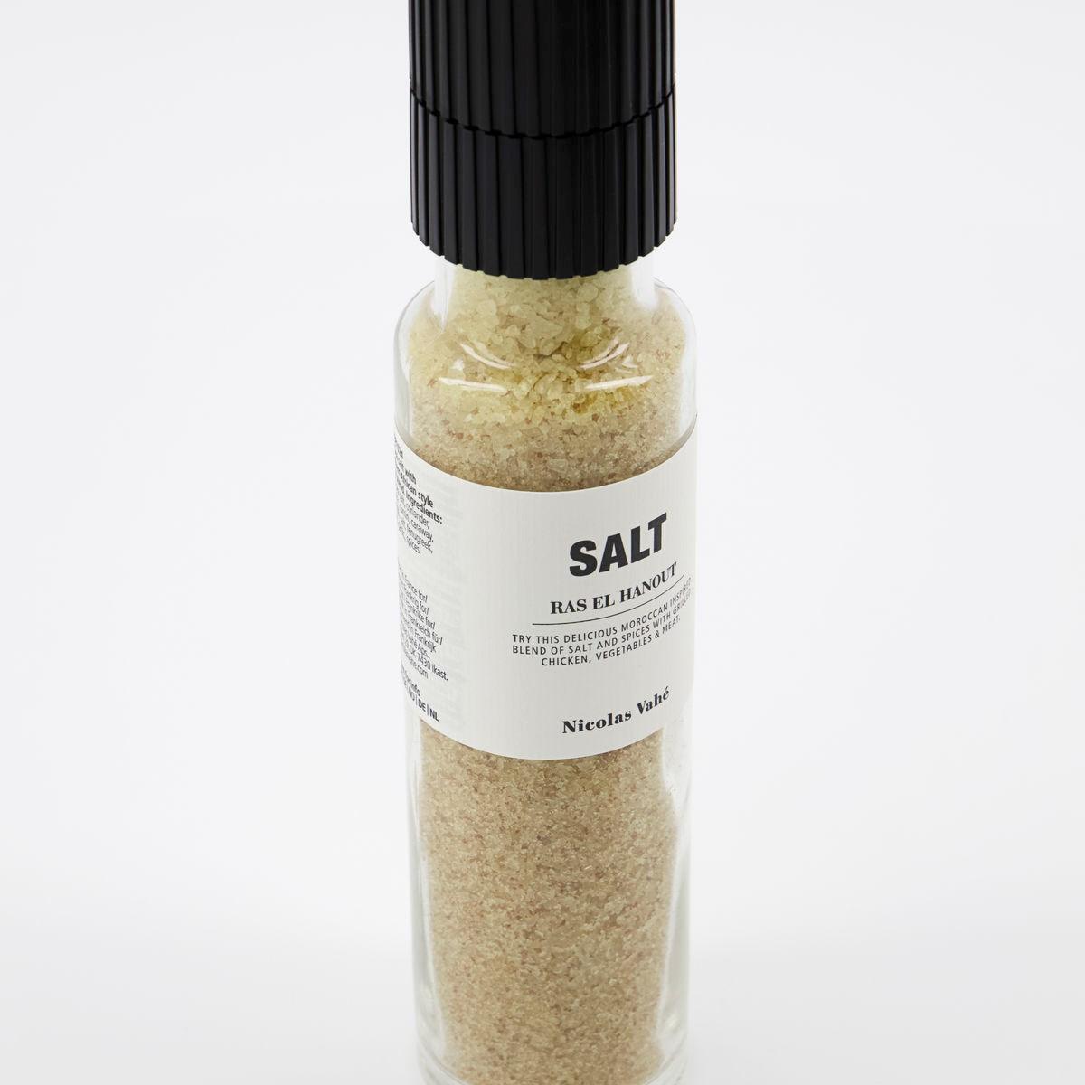Sůl RAS EL HANOUT s marockým kořením 300g_0