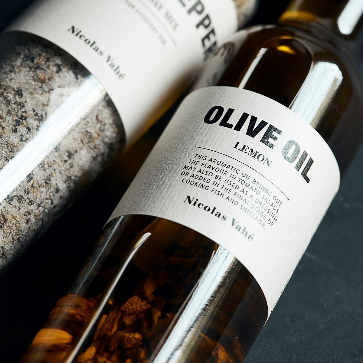 Dárková sada EVERYDAY sůl & pepř, olivový olej Lemon_1