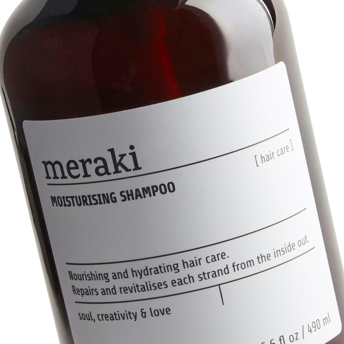 Šampon pro hydrataci vlasů MOISTURISING 490 ml_0