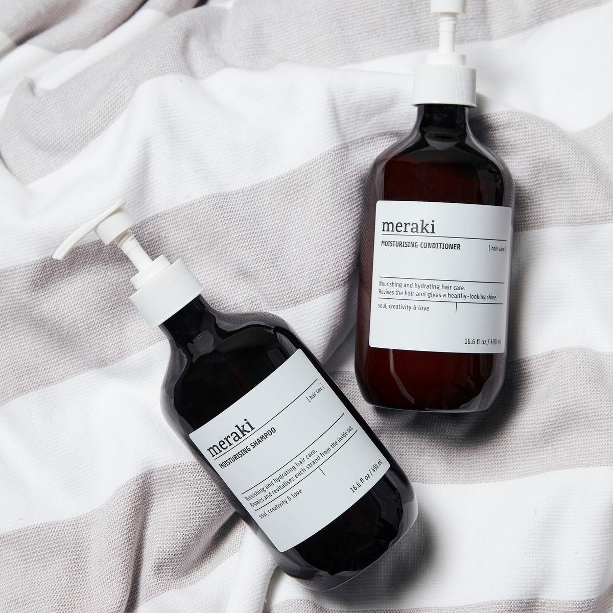 Šampon pro hydrataci vlasů MOISTURISING 490 ml_1