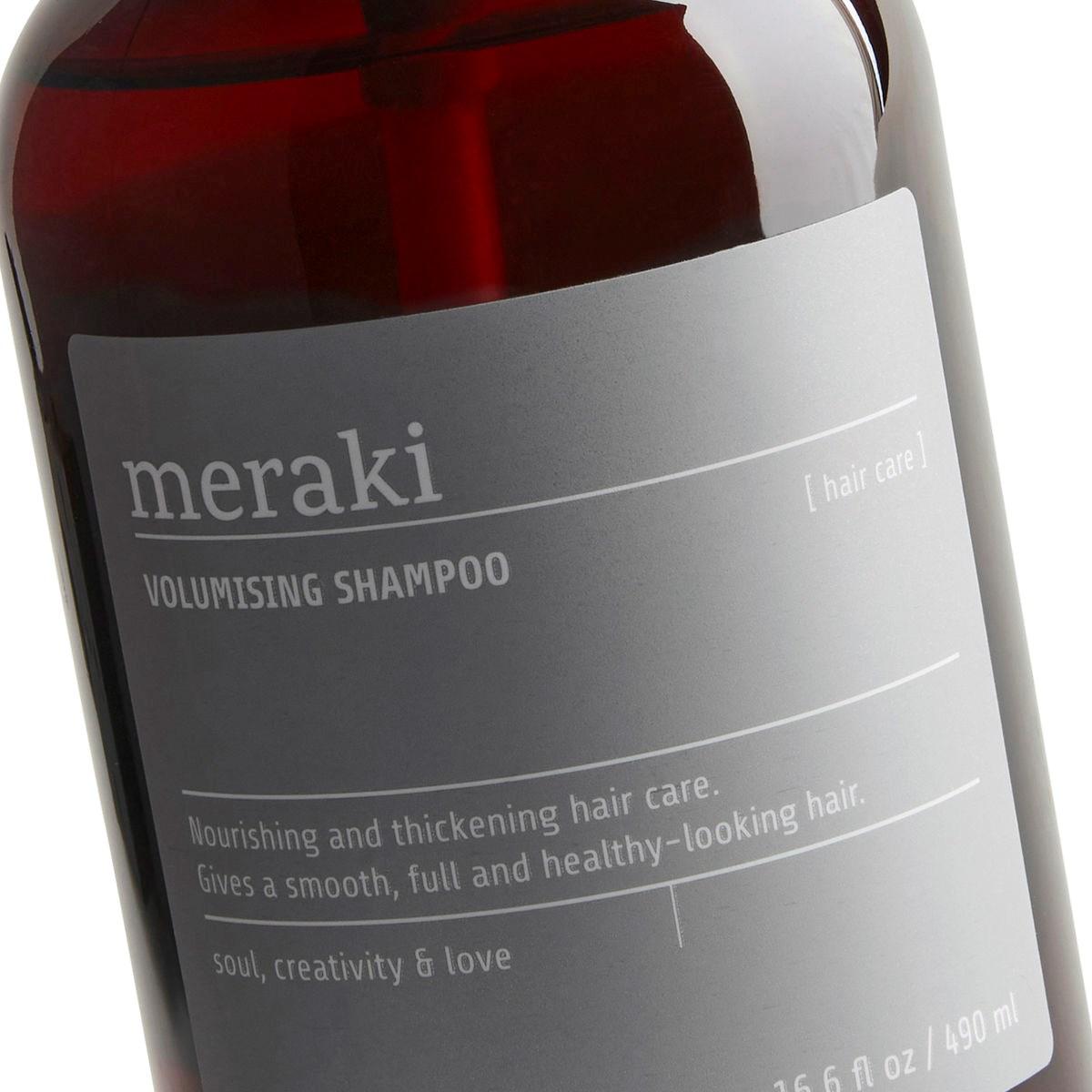 Šampon na vlasy pro větší objem VOLUMISING 490 ml_0