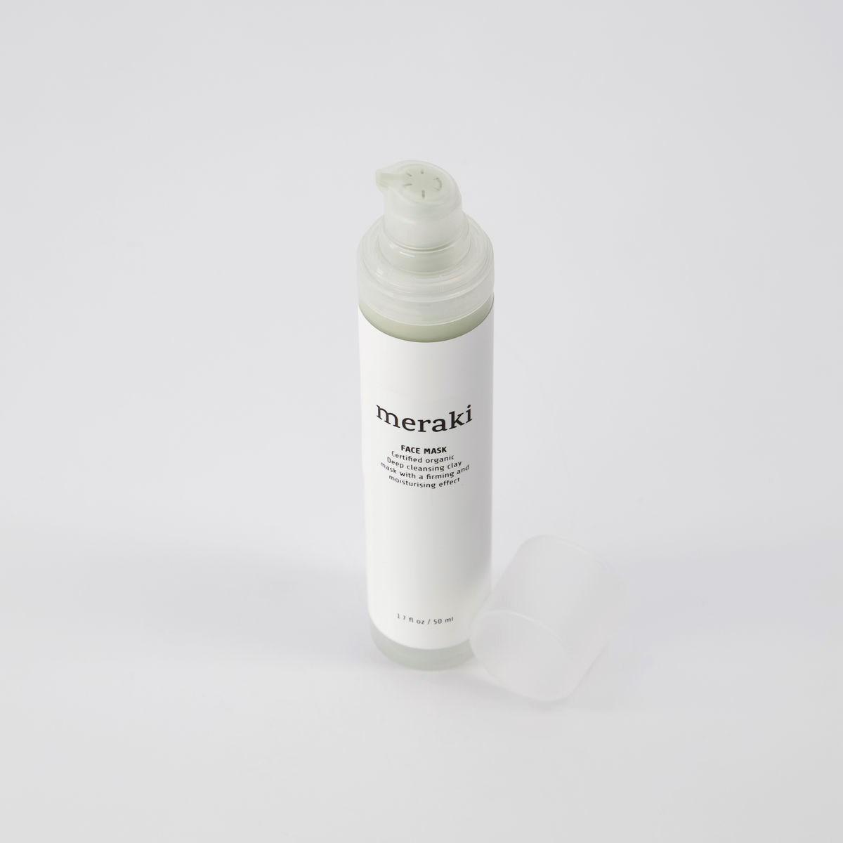 Krémová pleťová maska FACE jílového typu 50 ml_2