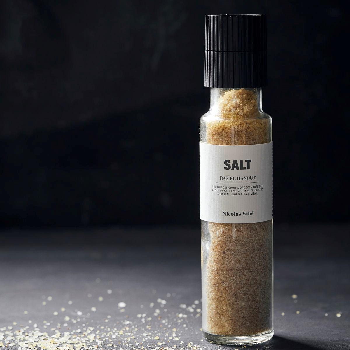 Sůl RAS EL HANOUT s marockým kořením 300g_1
