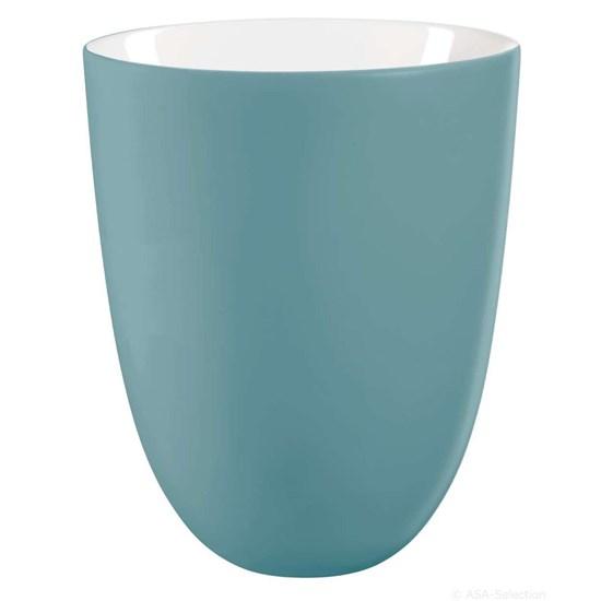 Váza ASA OVALE 28 cm tyrkysová_0