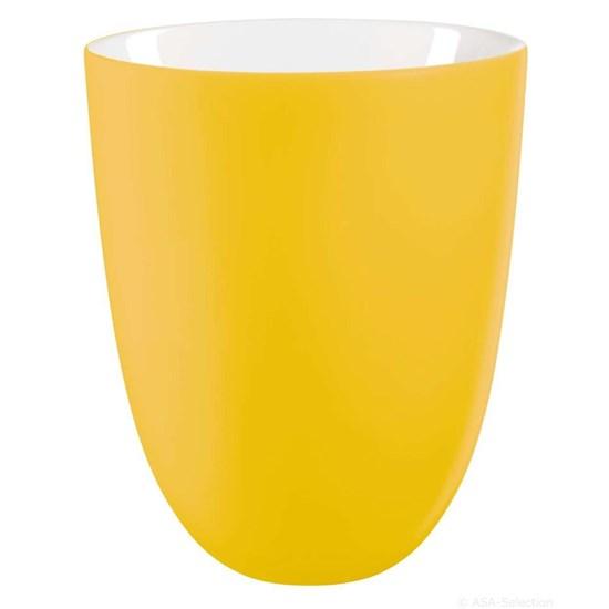 Váza ASA OVALE 28 cm žlutá_0