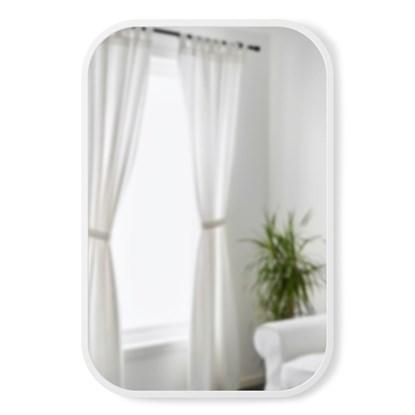 Zrcadlo HUB 61x91 cm bílé_0