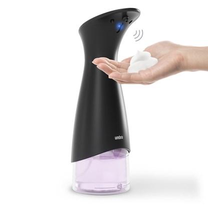 Automatický dávkovač mýdlové pěny OTTO (280 ml) černá_0
