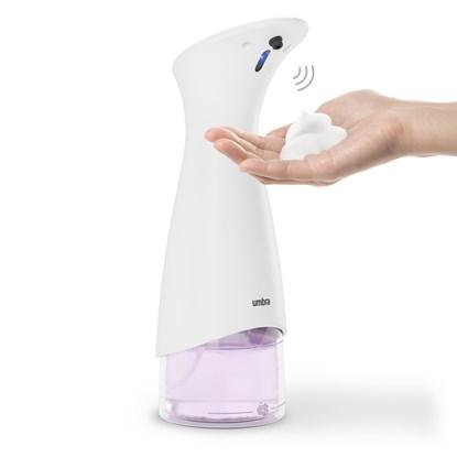 Automatický dávkovač mýdlové pěny OTTO (280 ml) bílá_0