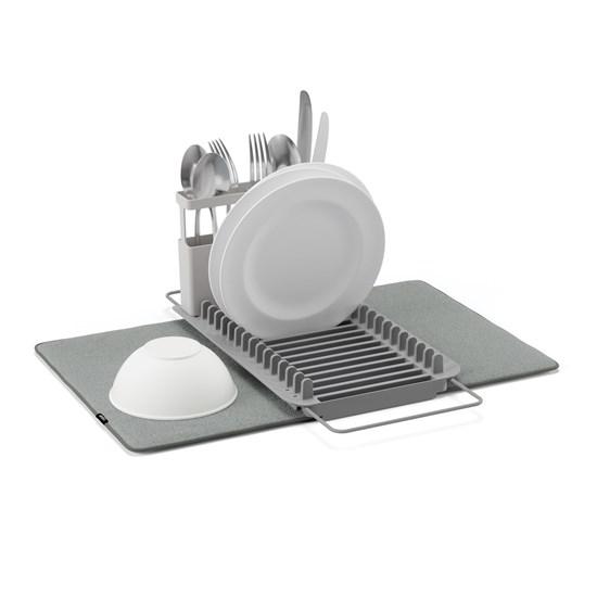 Odkapávač nádobí UDRY OVER THE SINK šedý_0