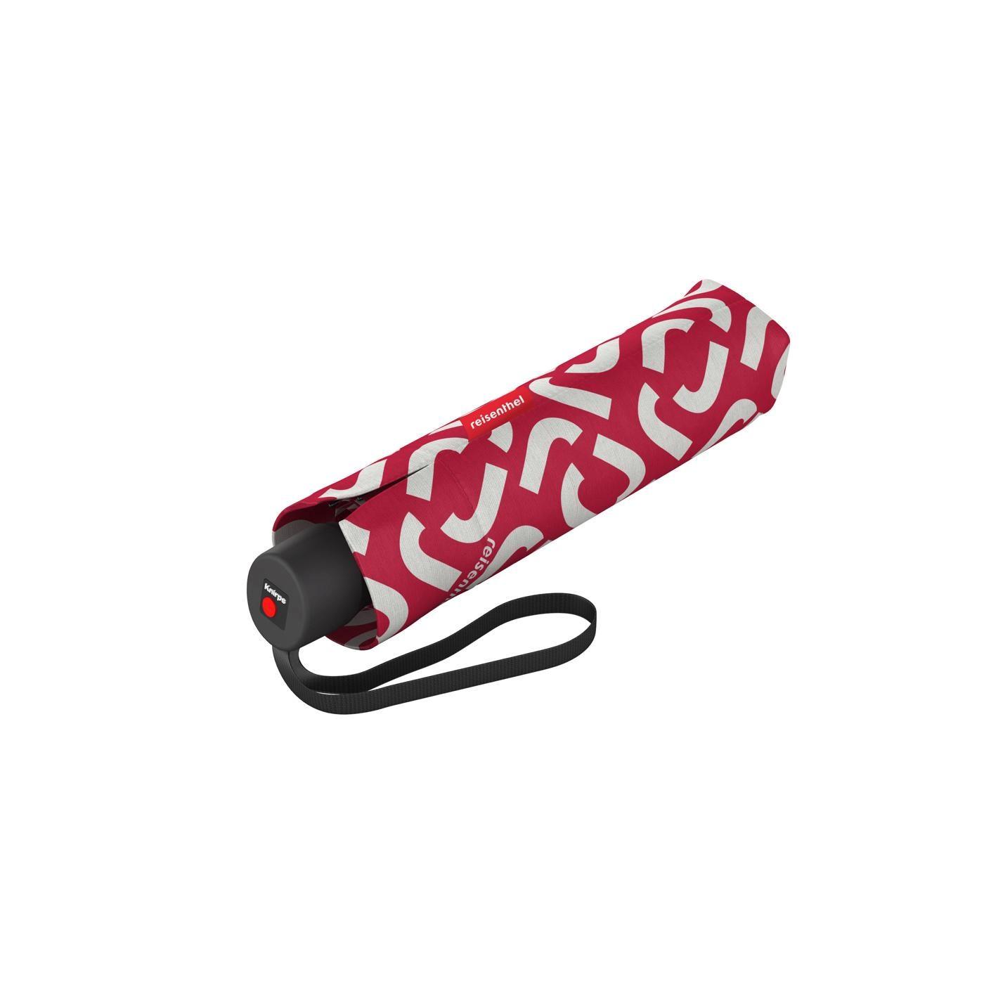 Deštník Umbrella Pocket Classic signature red_0