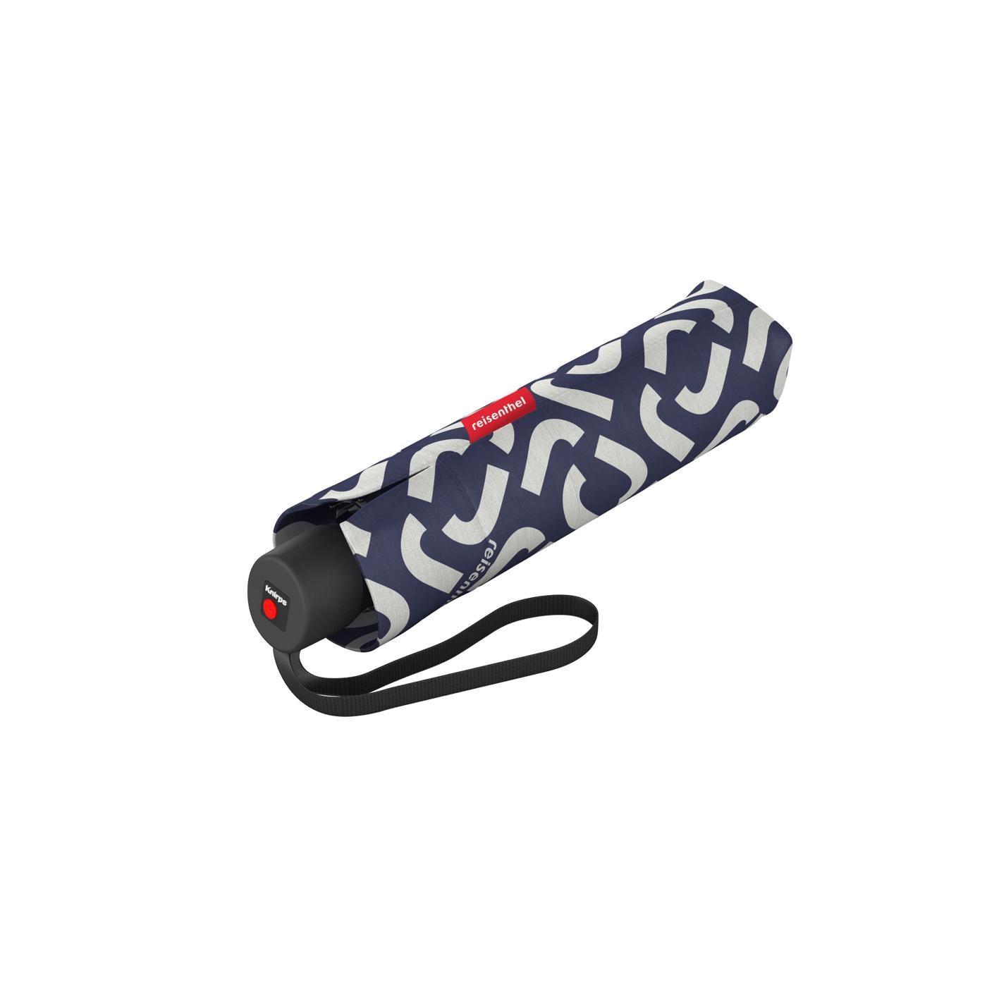 Deštník Umbrella Pocket Classic signature navy_0