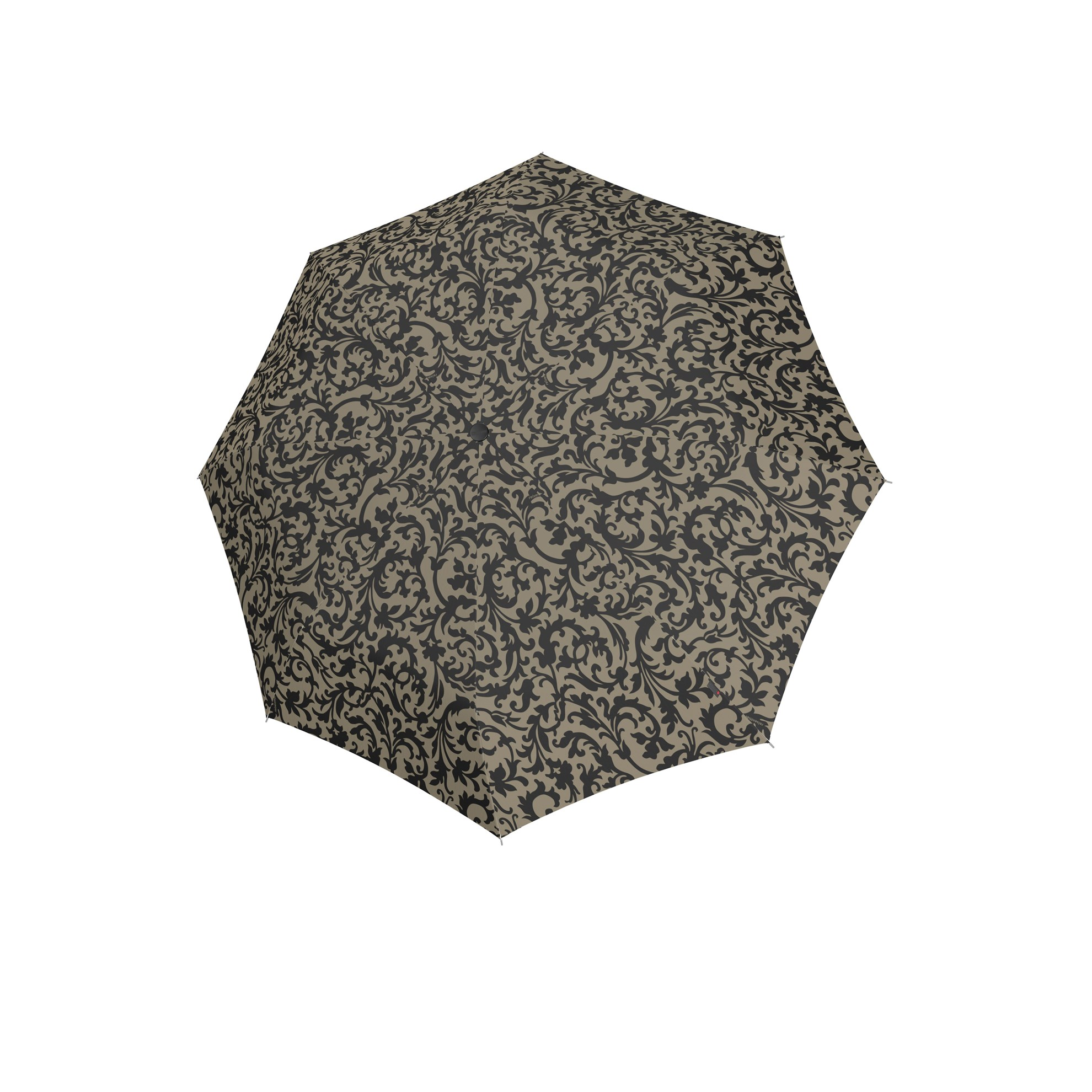 Deštník Umbrella Pocket Classic baroque taupe_1