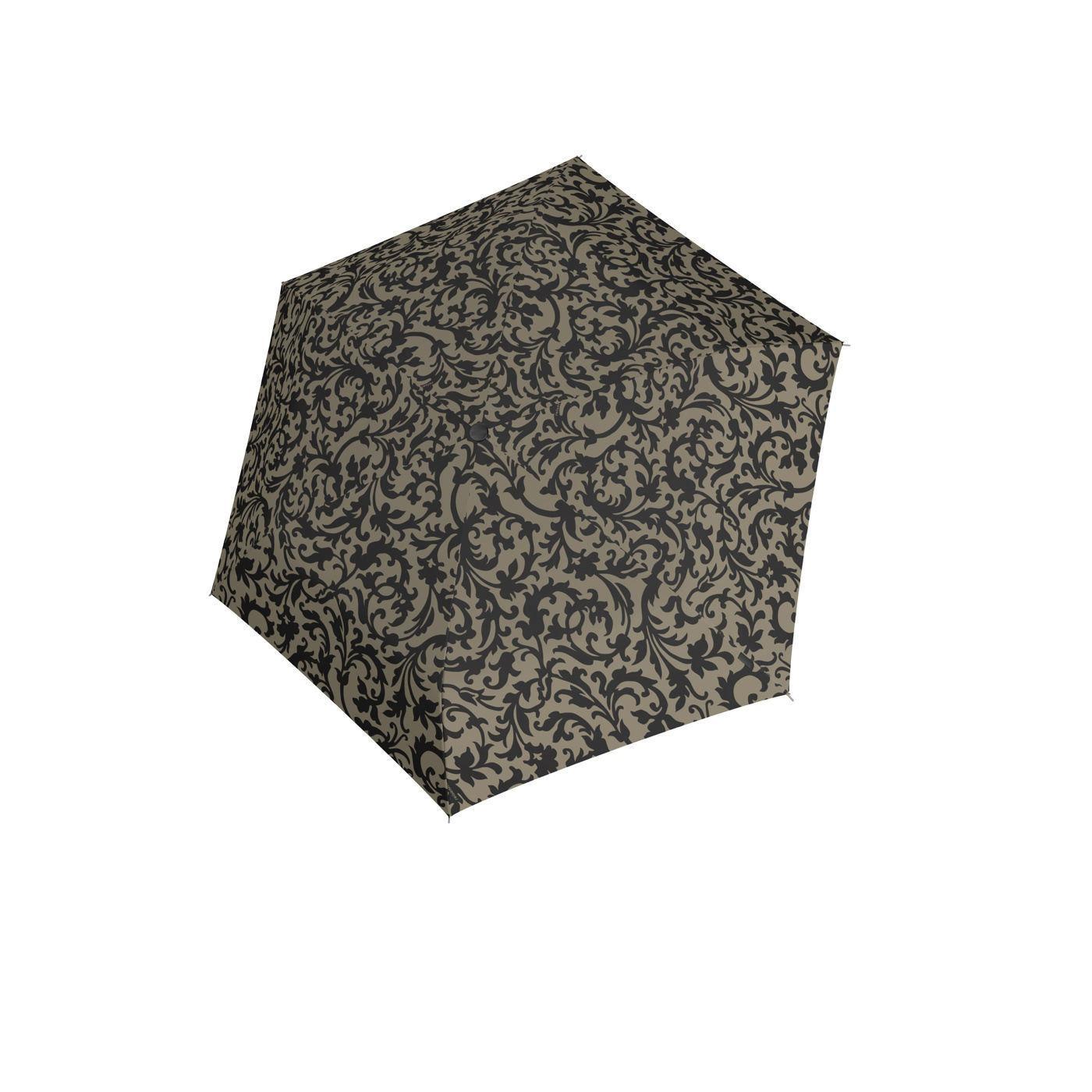 Deštník Umbrella Pocket Mini baroque taupe_1