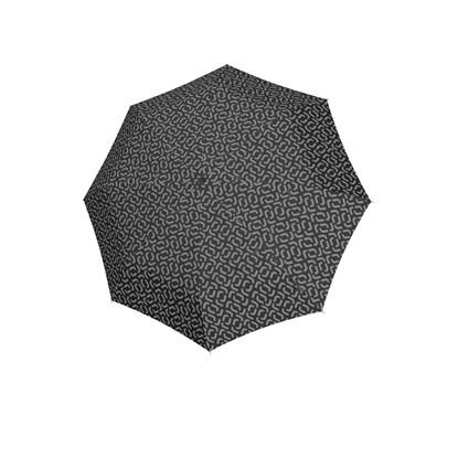Deštník Umbrella Pocket Duomatic signature black_1