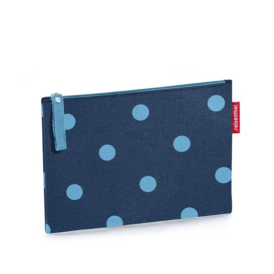Pouzdro Case 1 diverse mixed dots blue_0