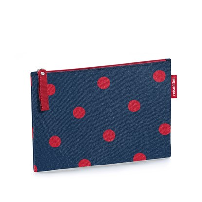 Pouzdro Case 1 diverse mixed dots red_0