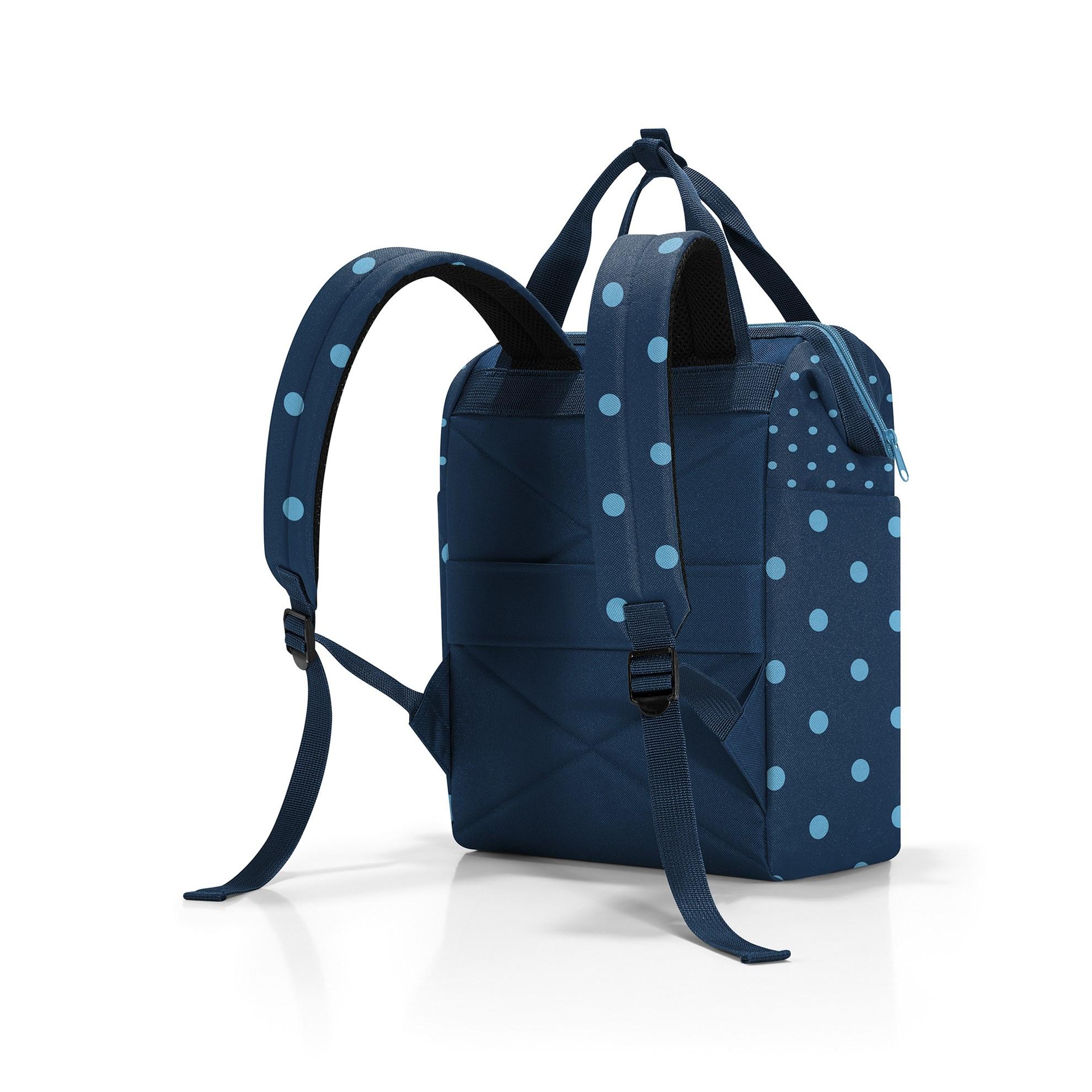Batoh/taška Allrounder R mixed dots blue_1