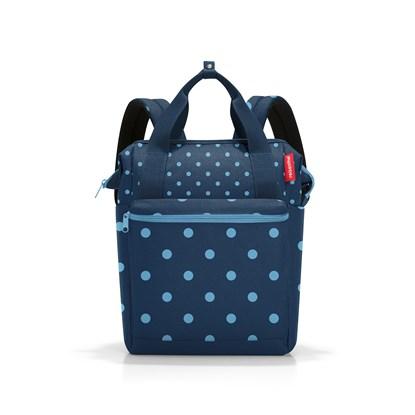 Batoh/taška Allrounder R mixed dots blue_2