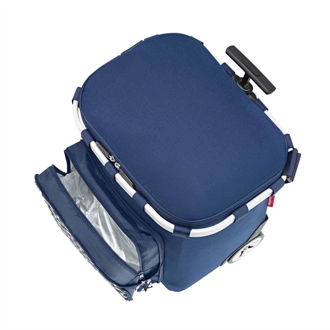Taška na kolečkách Carrycruiser plus frame signature navy_0