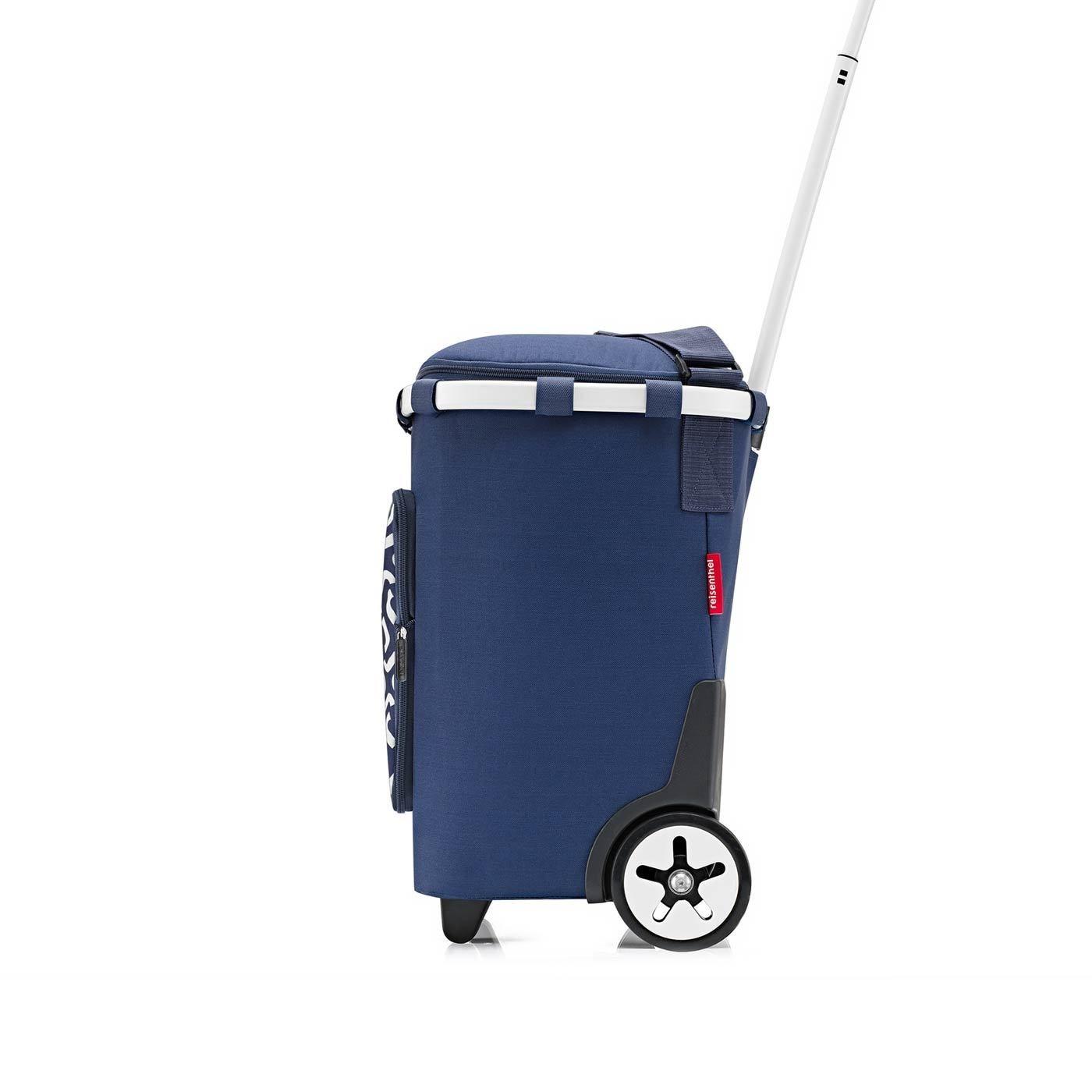 Taška na kolečkách Carrycruiser plus frame signature navy_3