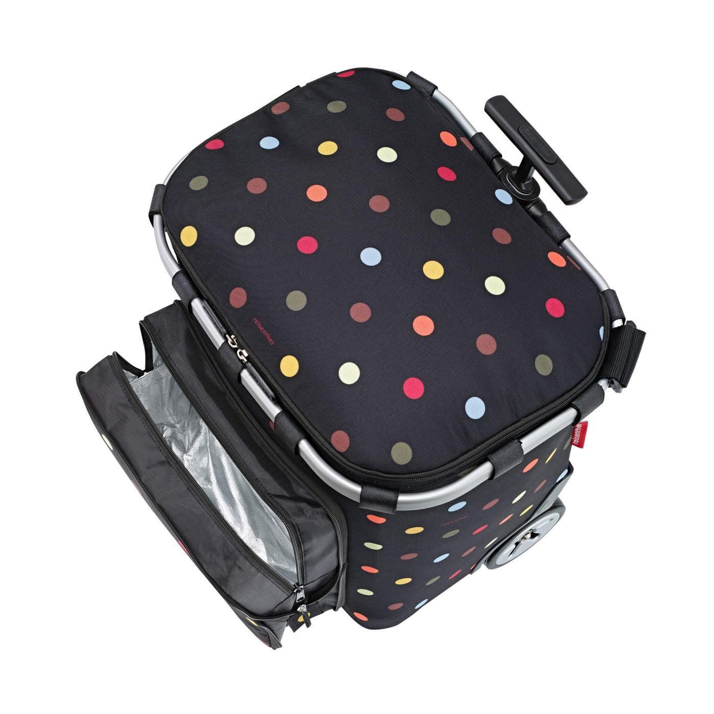 Taška na kolečkach Carrycruiser frame dots_0