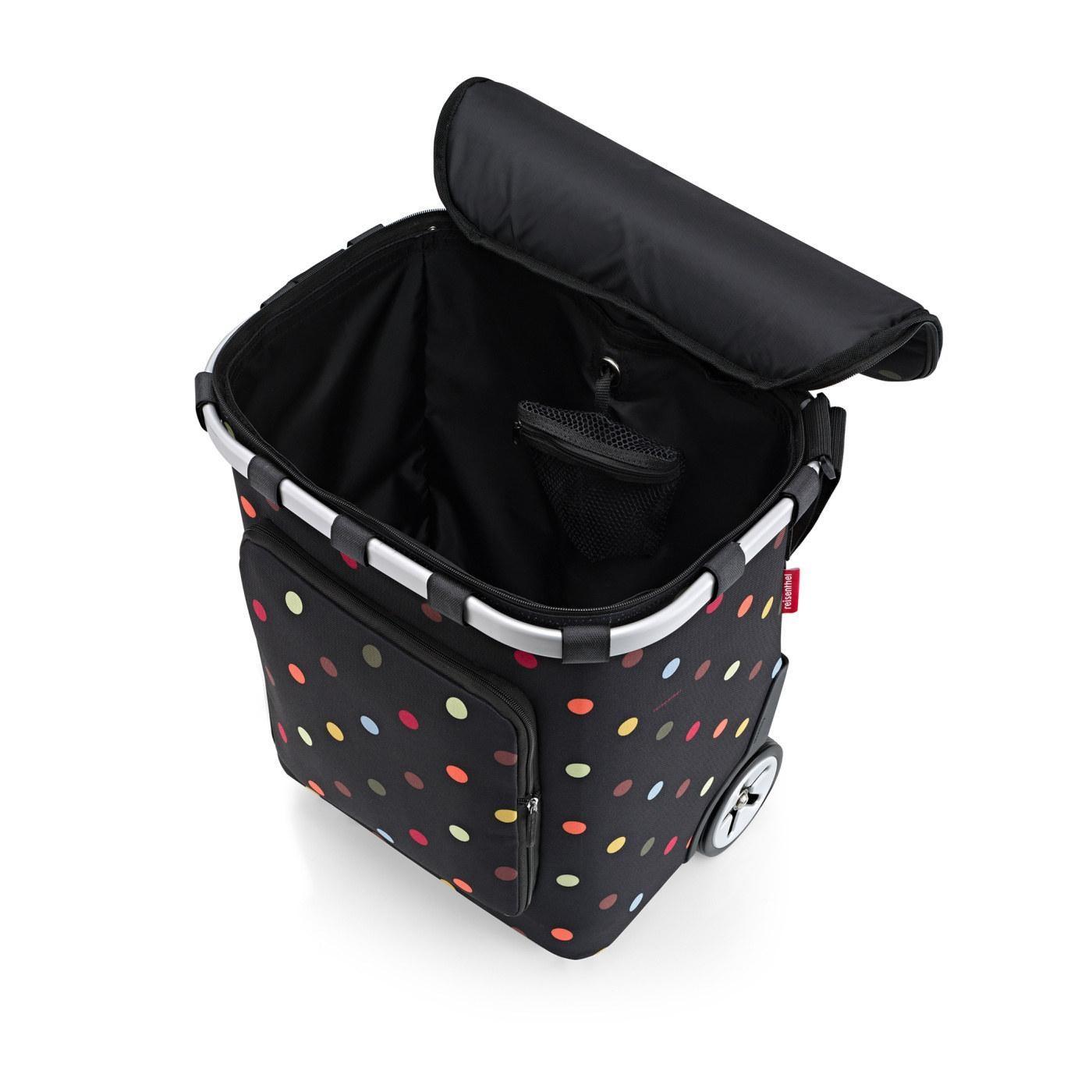 Taška na kolečkach Carrycruiser frame dots_1