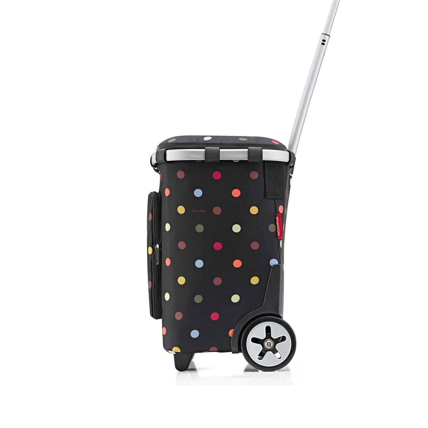 Taška na kolečkach Carrycruiser frame dots_3