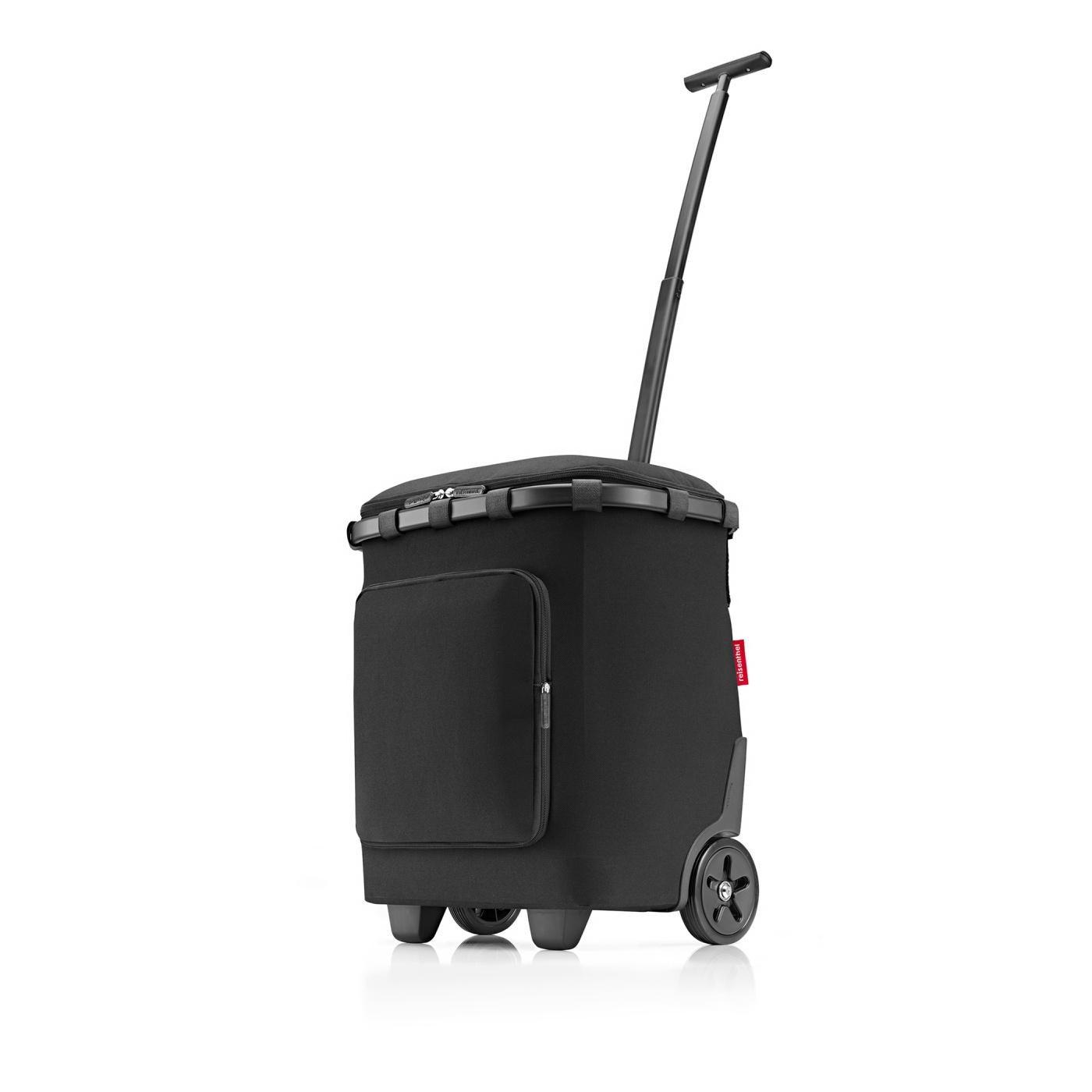 Taška na kolečkách Carrycruiser plus frame black_0