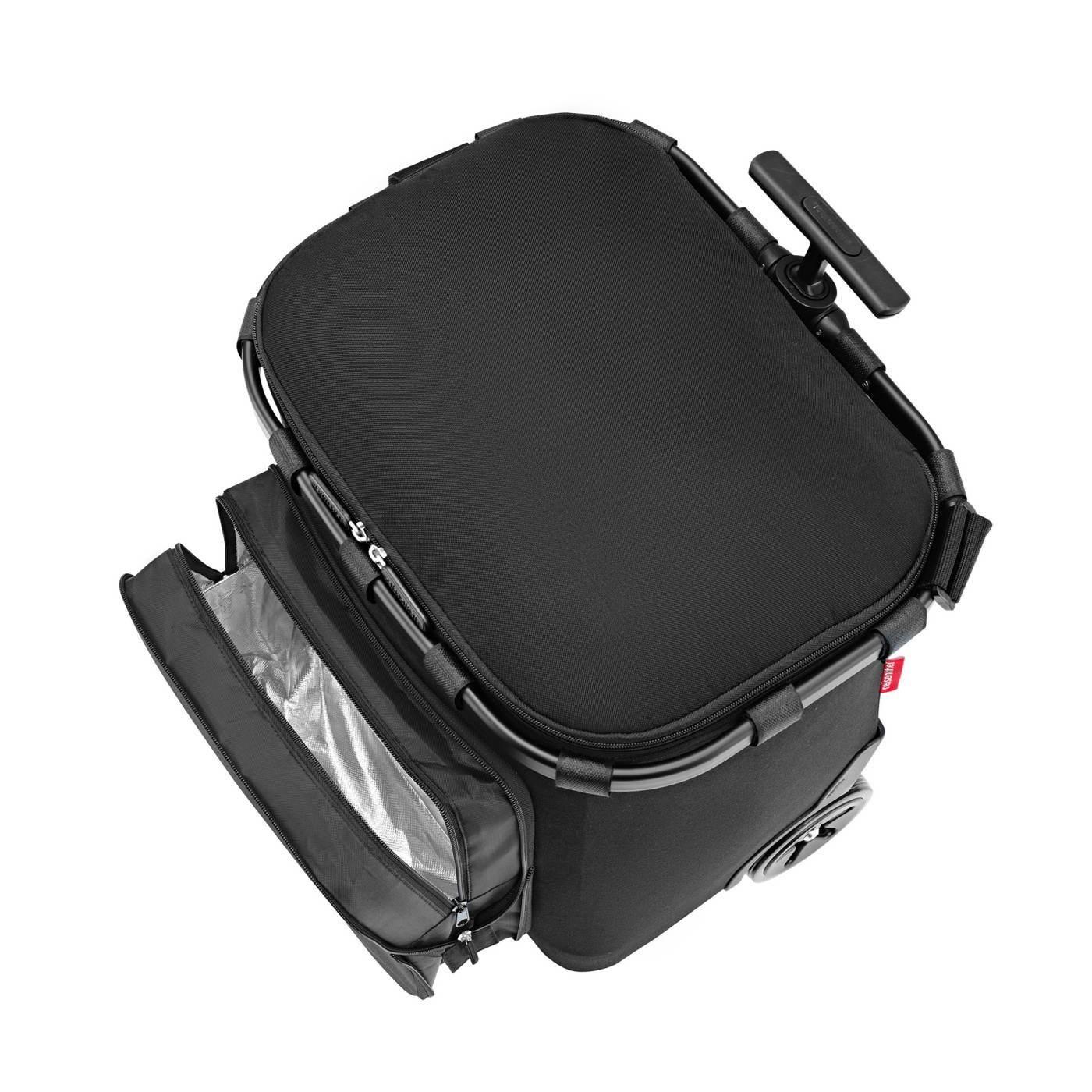 Taška na kolečkách Carrycruiser plus frame black_1