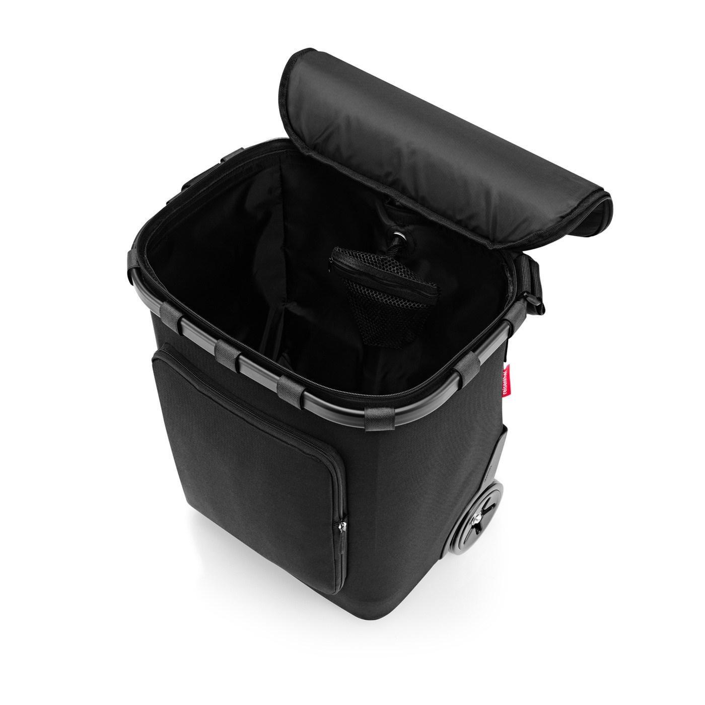 Taška na kolečkách Carrycruiser plus frame black_2