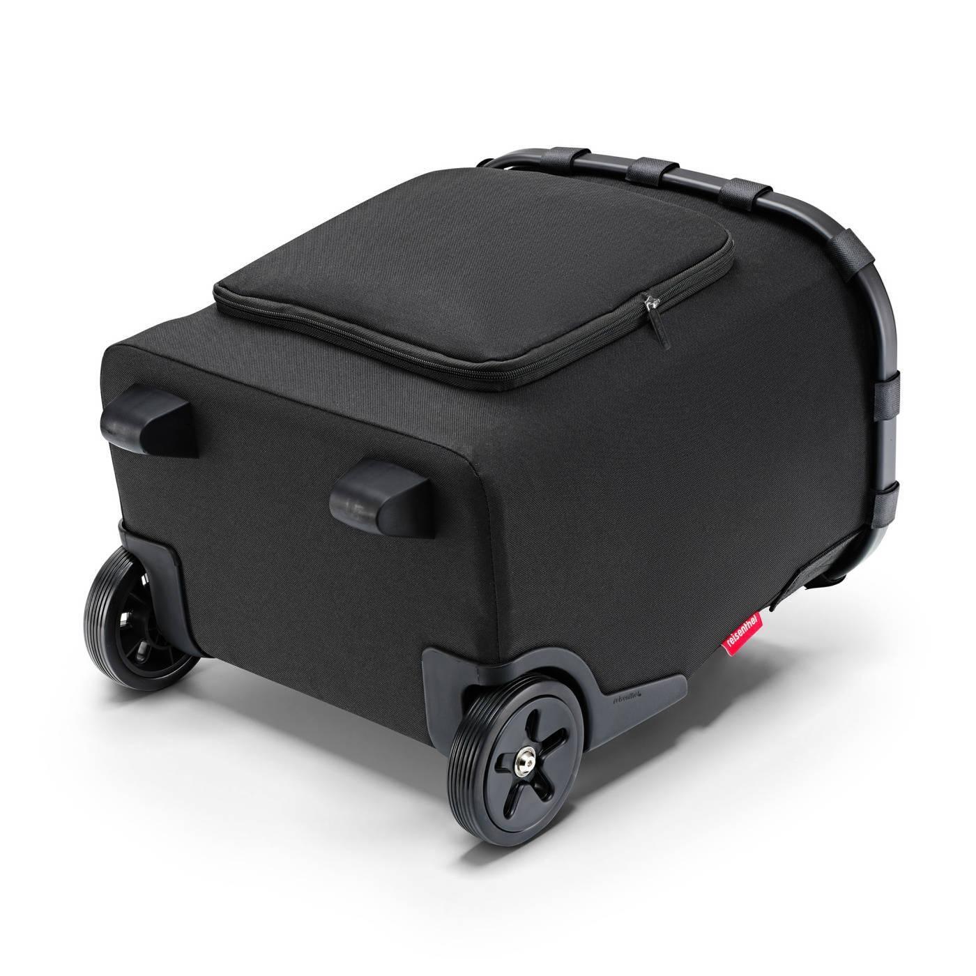 Taška na kolečkách Carrycruiser plus frame black_3