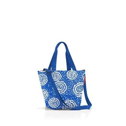 Taška/kabelka Shopper XS batik strong blue_2