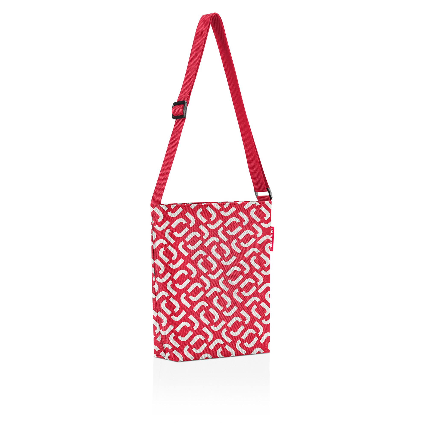 Taška přes rameno Shoulderbag S signature red_0