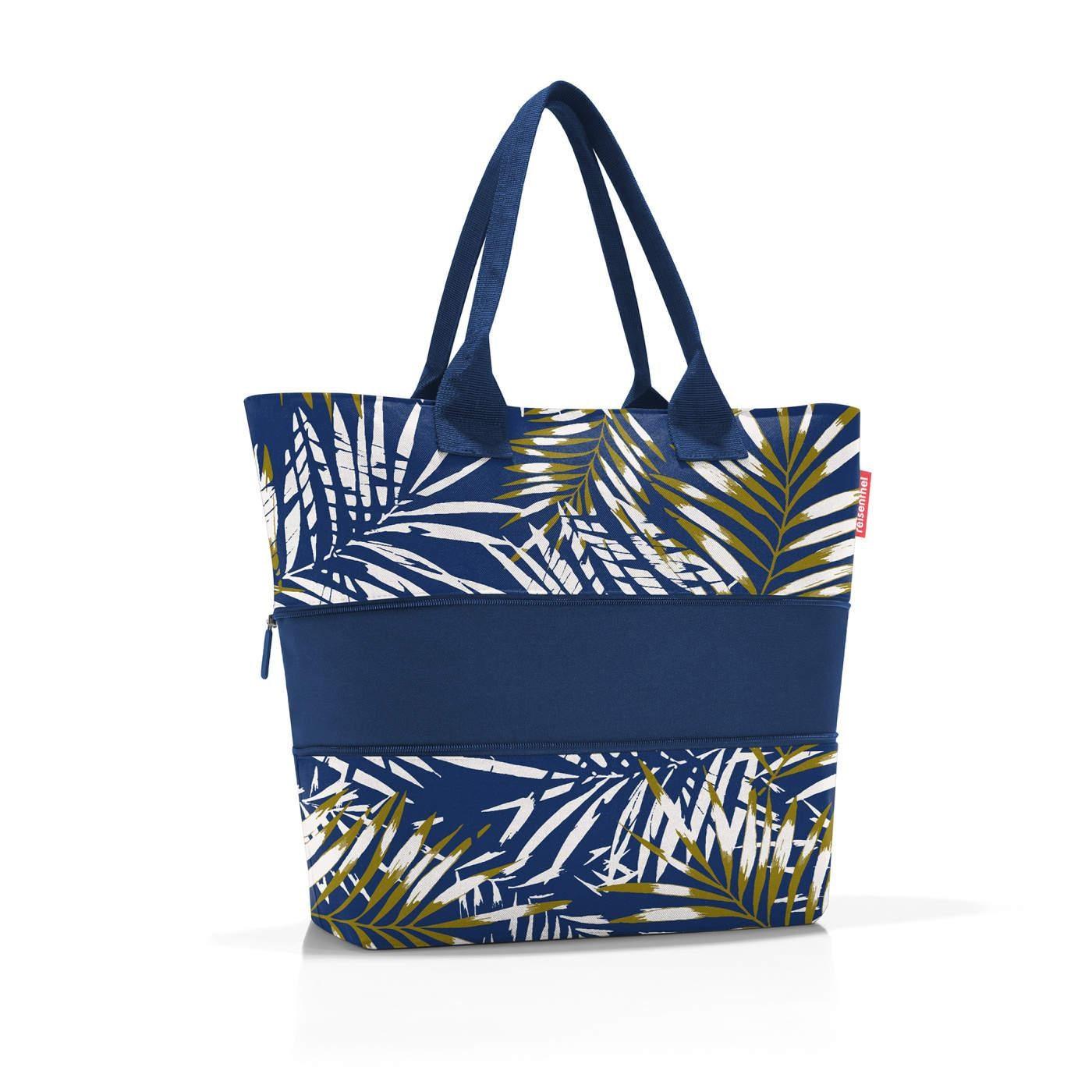 Chytrá taška přes rameno Shopper e1 jungle space blue_0