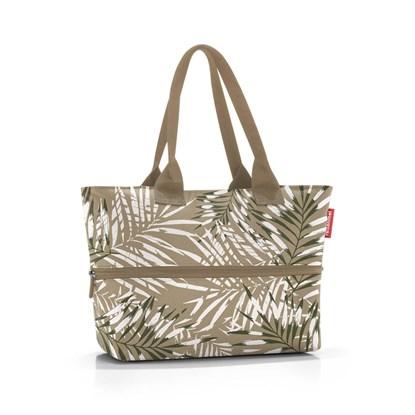 Chytrá taška přes rameno Shopper e1 jungle sand_2