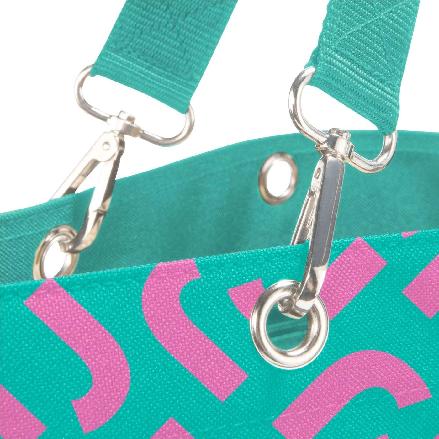 Nákupní taška Shopper XL signature spectra green_0