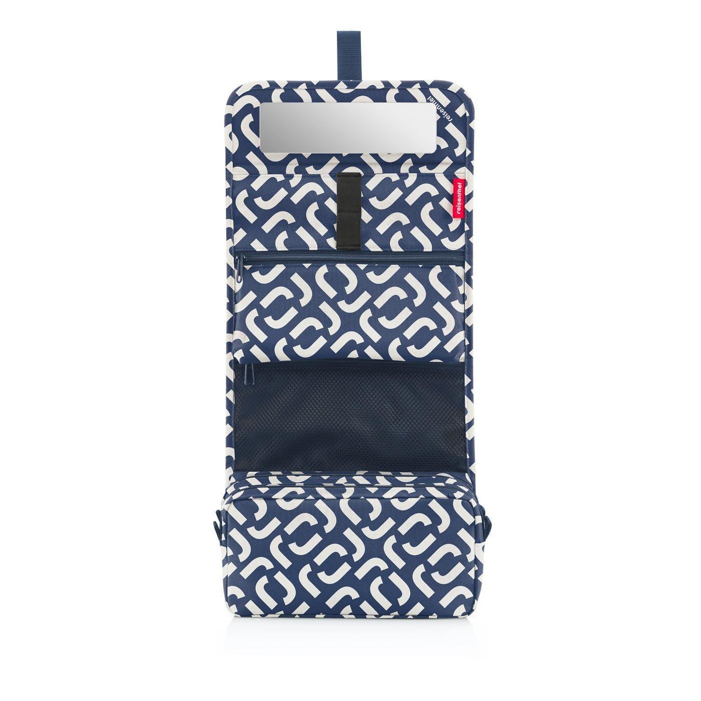 Kosmetická taška Wrapcosmetic signature navy_1