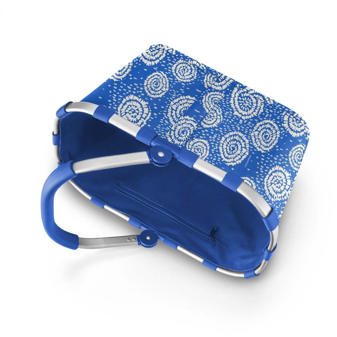Nákupní košík Carrybag batik strong blue_0