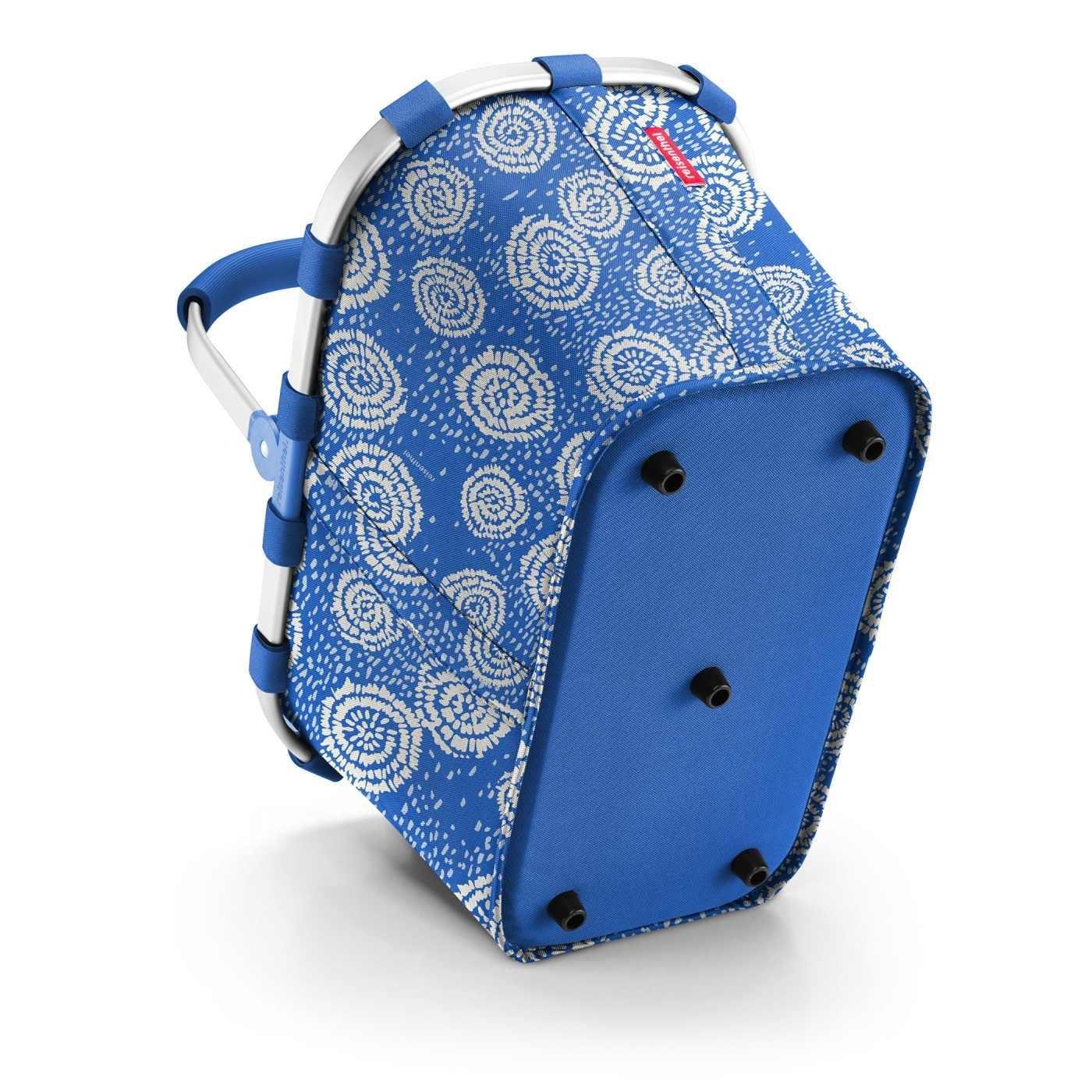 Nákupní košík Carrybag batik strong blue_1