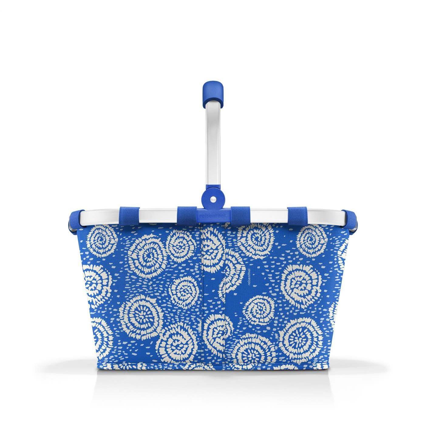 Nákupní košík Carrybag batik strong blue_2