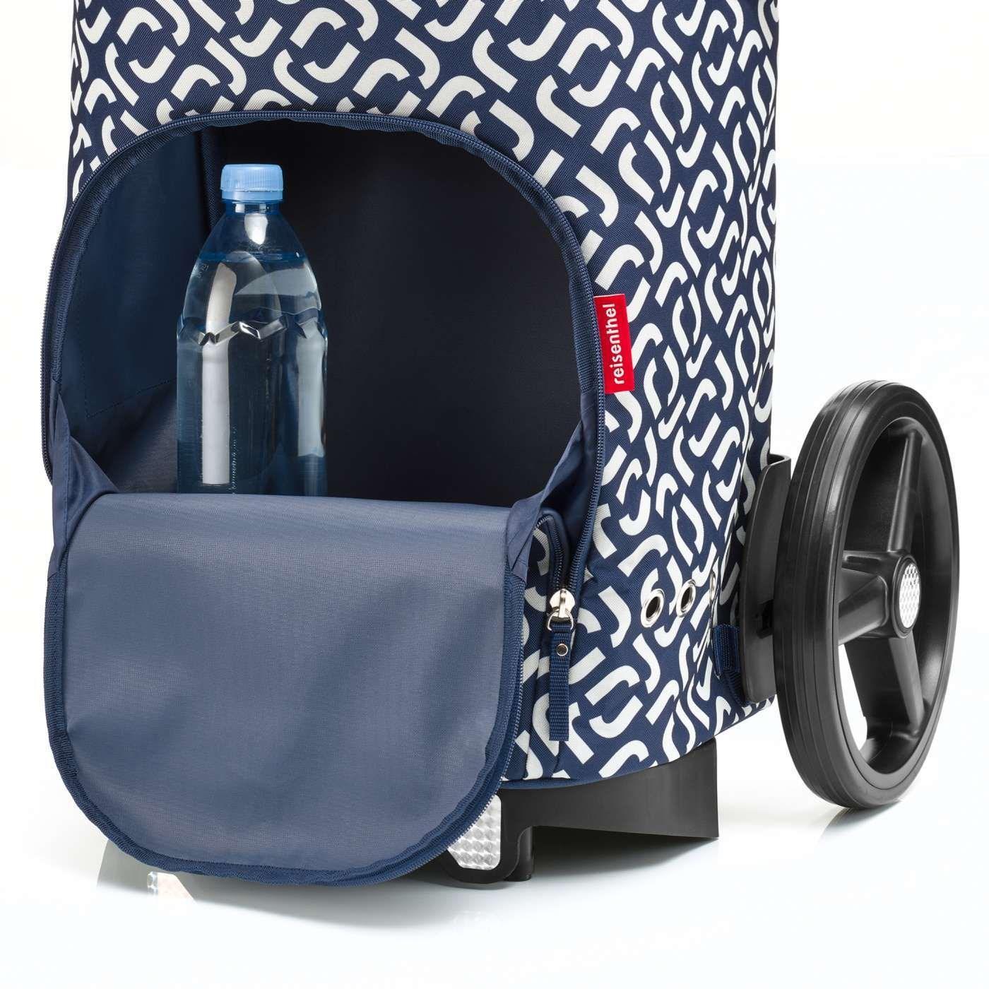 Městská taška Citycruiser Bag signature navy (bez vozíku DE7003!)_3