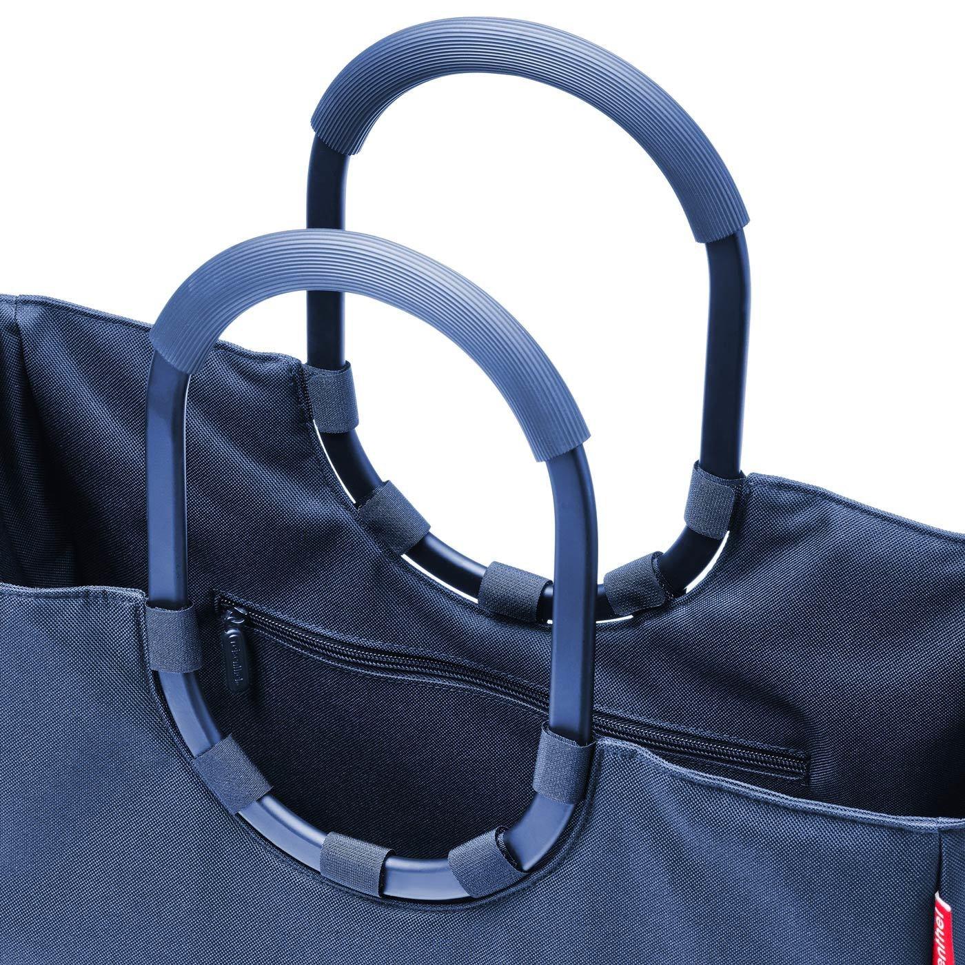Módní taška Loopshopper L frame navy_0