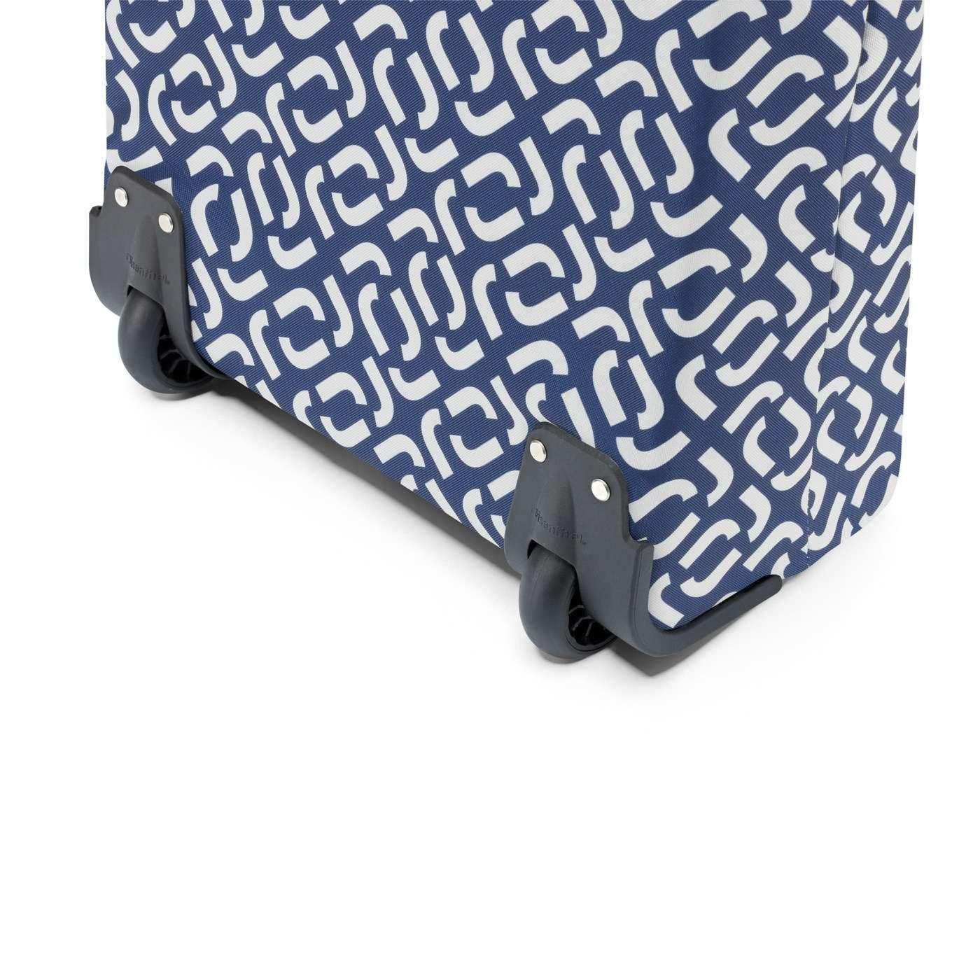 Taška na kolečkách Trolley M frame signature navy_0