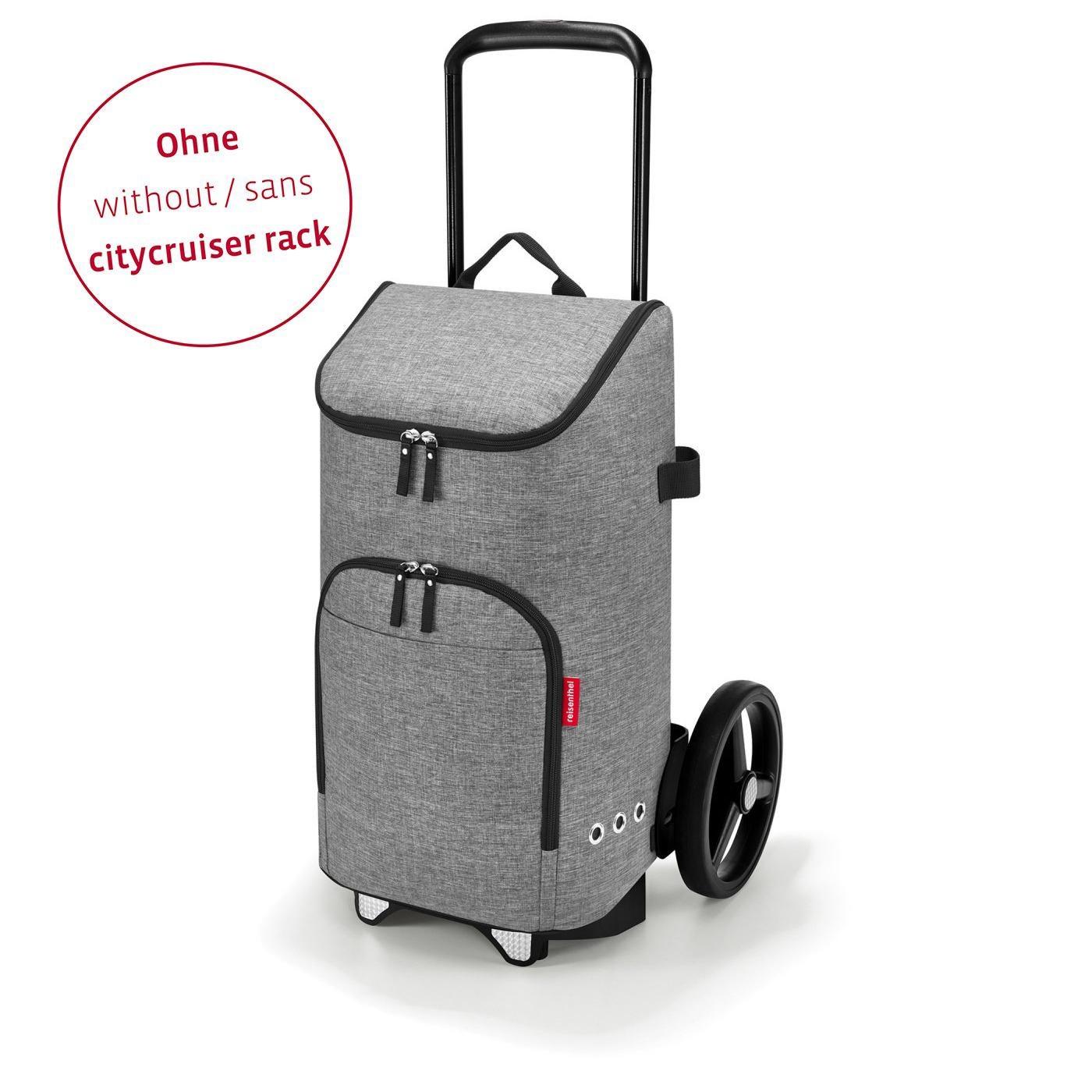 Městská taška Citycruiser Bag twist silver (bez vozíku DE7003!)_0