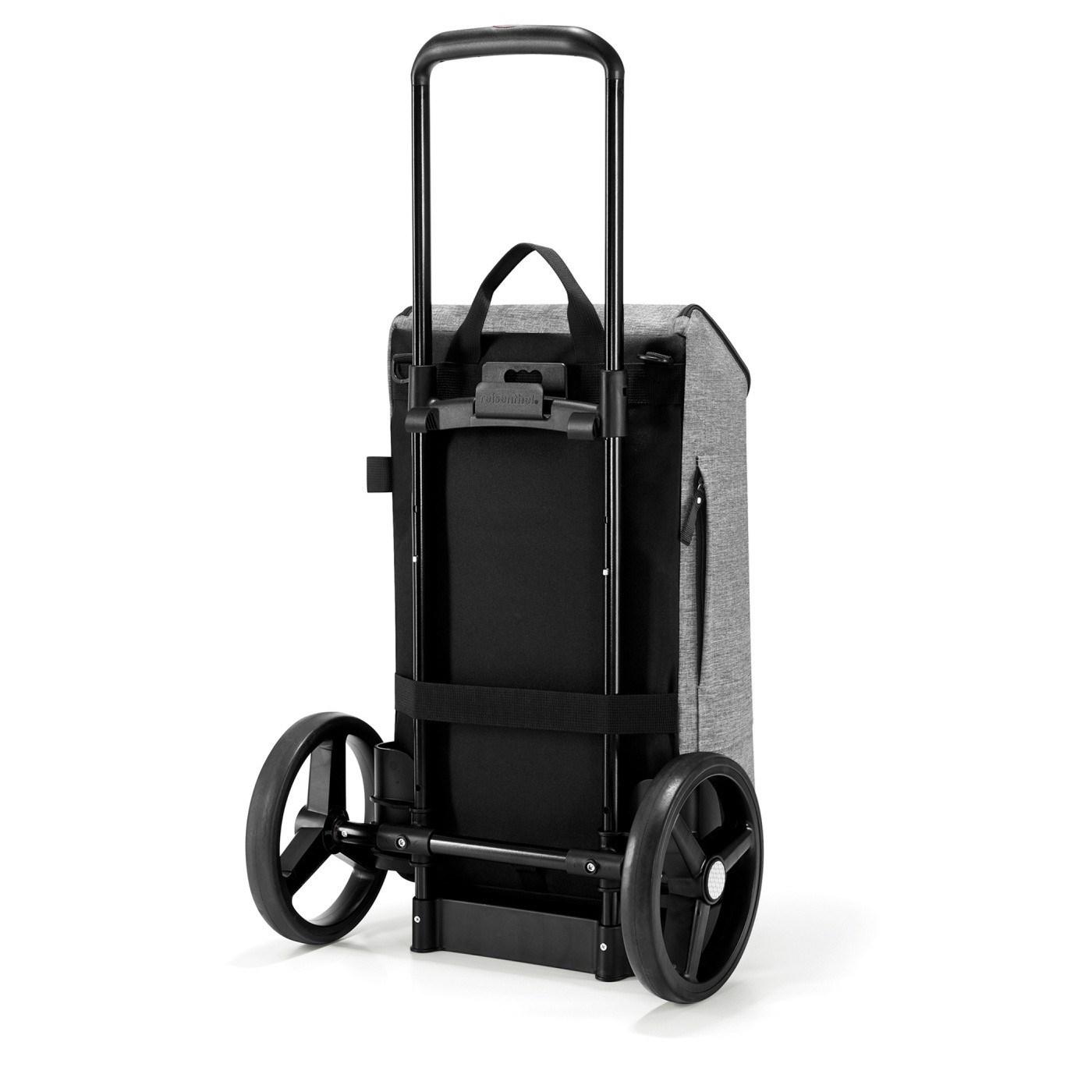 Městská taška Citycruiser Bag twist silver (bez vozíku DE7003!)_1